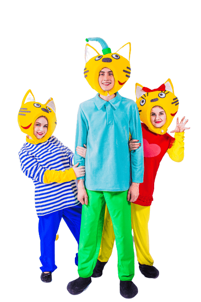 Миу-миу-миу : Три Кота
