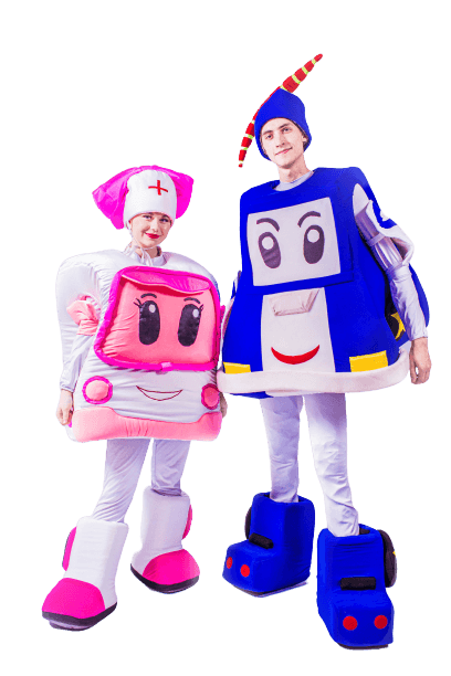 Робокар Поли и Эмбер